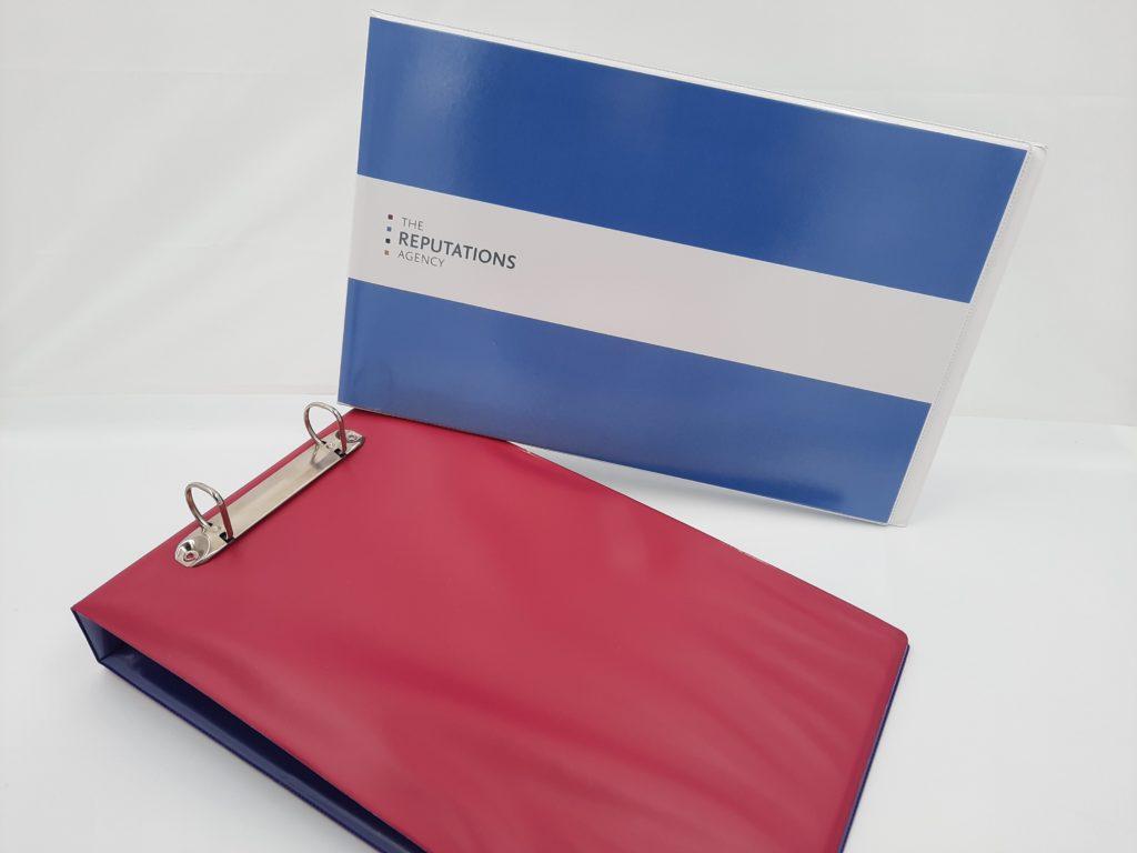 landscape folders