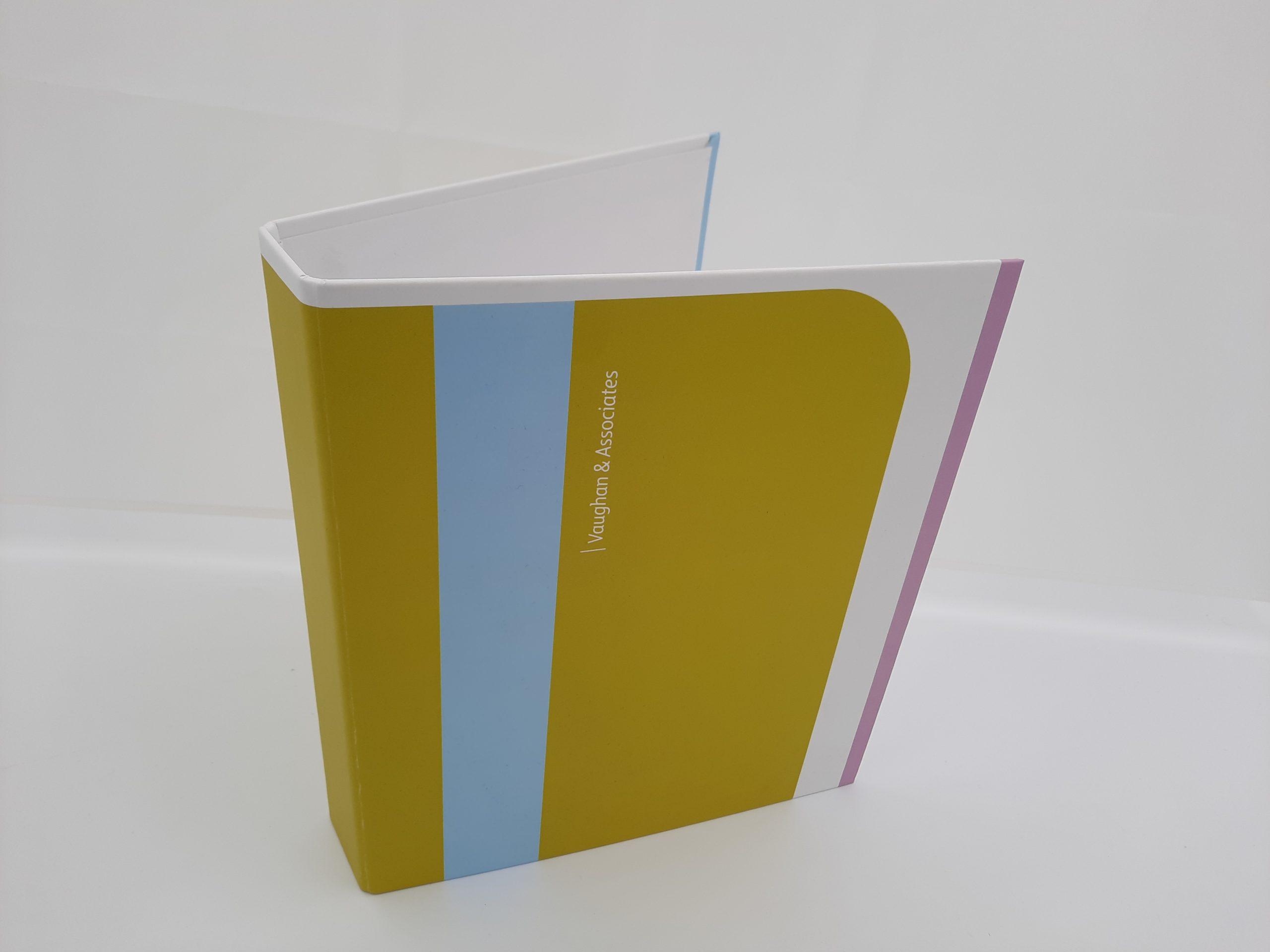 paper over board binder